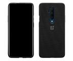 Etui/obudowa na smartfona OnePlus Nylon Bumper Case do OnePlus 7T Pro czarny