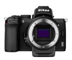 Nikon Z 50 + FTZ adapter (VOA050K003)