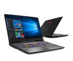 "Notebook / Laptop 17,3"" MSI GP75 i7-9750H/8GB/256/Win10X RTX2060 144Hz"