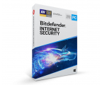 Program antywirusowy Bitdefender Internet Security 2020 1st. (12m.) ESD