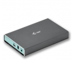 i-tec Obudowa do dysku 2x M.2 (MySafe, USB-C) (CAMYSAFEDUALM2)
