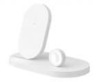 Belkin Ładowarka indukcyjna (iPhone, Apple Watch, biała) (F8J235vfWHT)