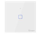 Sonoff Dotykowy Włącznik T1 EU TX (WiFi+RF433 1-kanałowy) (IM190314012)