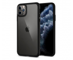 Spigen Ultra Hybrid do iPhone 11 Pro Black  (077CS27234)
