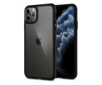 Spigen Ultra Hybrid do iPhone 11 Pro Max Black  (075CS27136)
