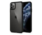 Spigen Ultra Hybrid do iPhone 11 Pro Max Black  (075CS27136)