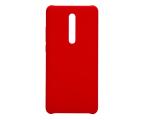 Xiaomi Silicon Case do Xiaomi Mi 9T/Mi 9T Pro czerwony (6941059626060)