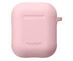 Spigen Apple AirPods case różowe (066CS24810)