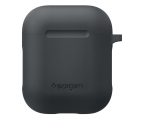 Spigen Apple AirPods case grafitowy (066CS24811 )