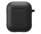 Spigen Apple Airpods case czarny (066CS24808 )