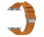 TOPP Pasek do Apple Watch 42/44mm Skóra brązowy (40-37-1851)