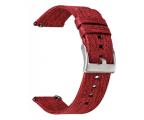 TOPP Pasek 42mm Nylon Pleciony czerwony  (40-37-7602)
