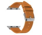 TOPP Pasek do Apple Watch 38/40mm Skóra brązowy (40-37-1834)