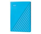 WD My Passport 2TB USB 3.0 + Etui (WDBYVG0020BBL-WESN)