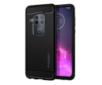 Spigen Rugged Armor do Motorola One Zoom czarny (ACS00384)