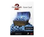 PC Guild Wars 2 2000 Gems Card ESD (99b5f503-1ff7-40d2-a8e6-856c01a1f4be)