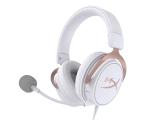 Słuchawki bezprzewodowe HyperX Cloud MIX różowe złoto bluetooth / jack 3,5 mm