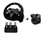 Logitech G920 Xbox One/PC + Driving Force Shifter (941-000123 + 941-000130)