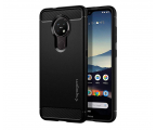 Spigen Rugged Armor do Nokia 6.2 / Nokia 7.2 czarny (ACS00446)