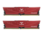 Team Group 32GB (2x16GB) 3000MHz CL16 T-Force VulcanZ RED  (TLZRD432G3000HC16CDC01)