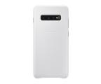 Samsung Leather Cover do Galaxy S10+ biały (EF-VG975LWEGWW)