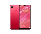 Huawei Y7 2019 czerwony (Dubai-L21 Coral Red)