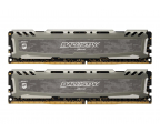 Pamięć RAM DDR4 Crucial 16GB 3000MHz Ballistix Sport LT Gray CL15 (2x8GB)