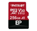 Patriot 256GB EP microSDXC 100/80MB (odczyt/zapis)  (PEF256GEP31MCX)