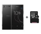 Sony Xperia XZ1 G8342 Dual SIM Black + 64GB (1310-7157 + SDCS/64GB)