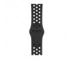 Apple Pasek Sportowy Nike do Apple Watch antracyt/czarny (MTMX2ZM/A)