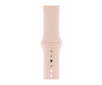 Apple Pasek Sportowy do Apple Watch piaskowy róż (MTP72ZM/A)