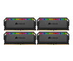 Corsair 32GB 3200MHz Dominator PLATINUM RGB CL16 (4x8GB)  (CMT32GX4M4C3200C16)