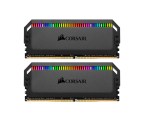 Corsair 32GB 3200MHz Dominator PLATINUM RGB CL16 (2x16GB)  (CMT32GX4M2C3200C16)