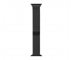 Apple Bransoleta mediolańska czarna do koperty 44 mm (MTU52ZM/A)
