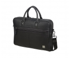 "Samsonite Senzil 15,6"" Leather Black (116225-1041 / CN5-09002)"