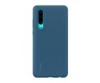 Huawei Silicone Case do Huawei P30 niebieski (51992850)