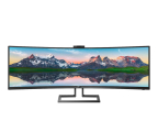 "Monitor LED 32"" i większy Philips 499P9H/00 Curved HDR"