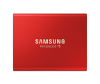 Samsung Portable SSD T5 1TB Red USB 3.1
