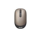 ASUS WT205 Wireless Mouse (złoty) (90XB03M0-BMU000)