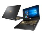 "Notebook / Laptop 17,3"" ASUS TUF Gaming FX705DU R7-3750H/16GB/512+1TB/W10 120Hz"