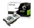 KFA2 GeForce GTX 1060 EX OC White 6GB GDDR5 (60NRH7DVM3WK)