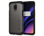 Spigen Tough Armor do OnePlus 6t Gunmetal (K07CS25560 / 8809640250156)