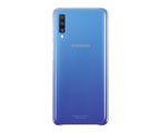 Samsung Gradation cover do Galaxy A70 fioletowe (EF-AA705CVEGWW)