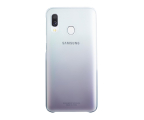 Samsung Gradation cover do Galaxy A40 czarne  (EF-AA405CBEGWW)