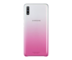 Samsung Gradation cover do Galaxy A70 różowy (EF-AA705CPEGWW)