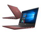 "Notebook / Laptop 14,0"" Dell Inspiron 5480 i7-8565U/16G/128+1TB/Win10 MX250 Red"