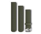 Garmin Pasek silikonowy zielony  (010-12561-00)