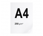 A4 ryza 125 szt. 250g/m (papier A4 0017142)