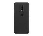 OnePlus Sandstone Protective Case do OnePlus 7 czarny (5431100086)