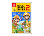 Switch Super Mario Maker 2 (045496424343 / NINTENDO)